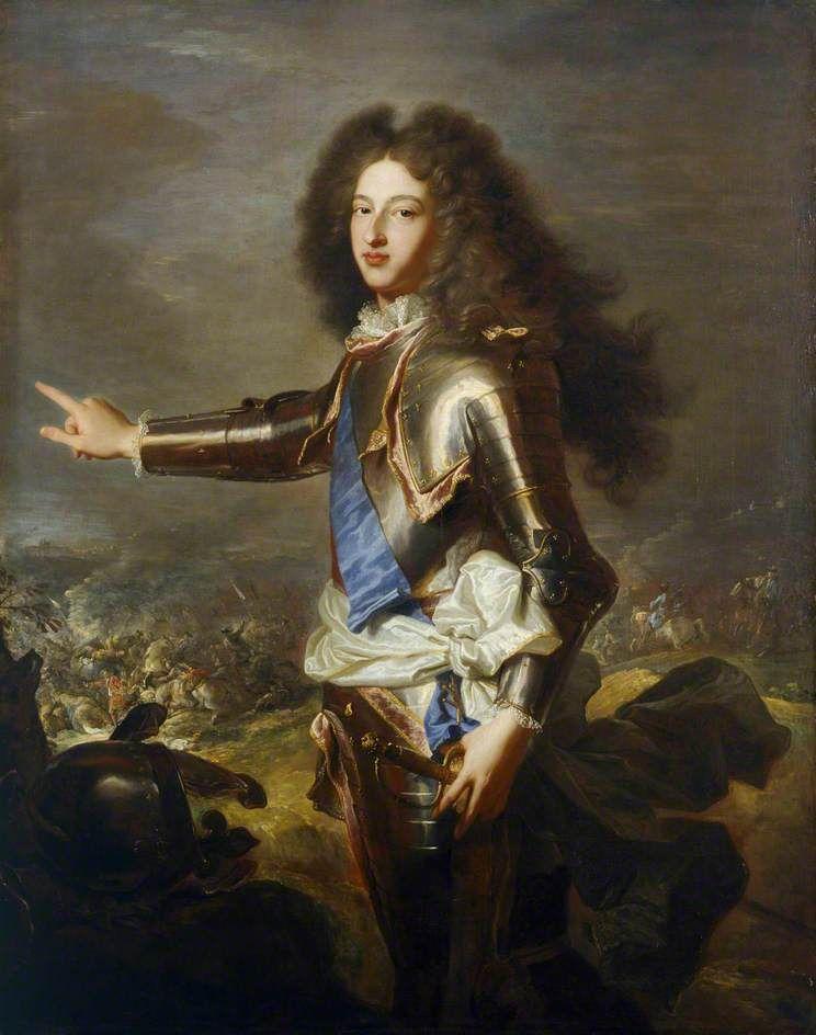 Louis De France (1682-1712) : louis, france, (1682-1712), Paintings, Louis, (1682–1712),, Bourgogne, Dauphin,, Historical, Poster, Prints
