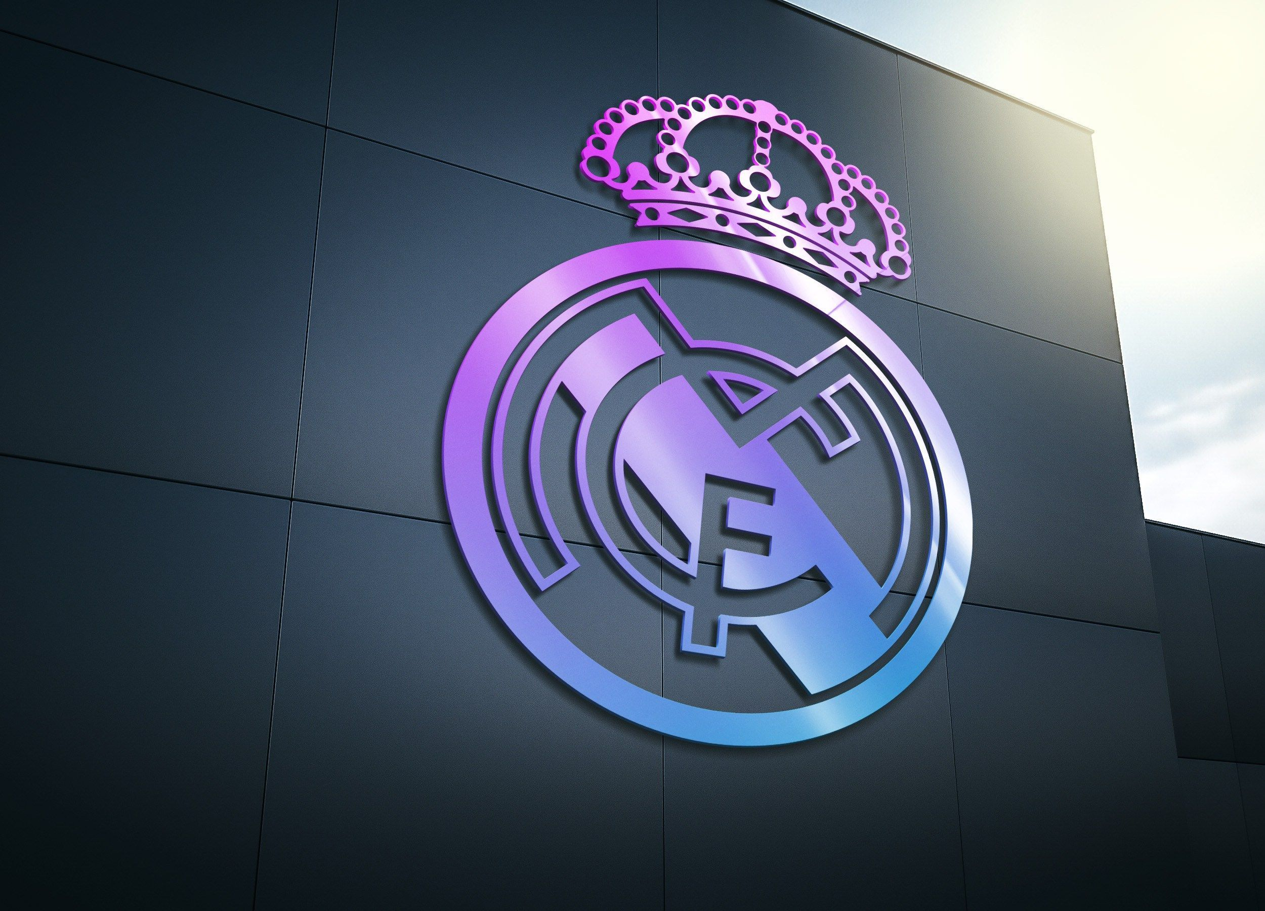 Real Madrid Logo Real Madrid Wallpapers Real Madrid Logo Wallpapers Madrid Wallpaper