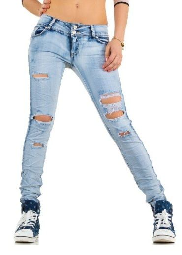 Jeans by Nina Carter