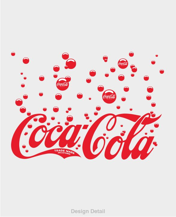 coca cola design and branding James spoke about his initial love of coke's branding when he first saw the   sommerville's goal for brazil was to design a logo that could.