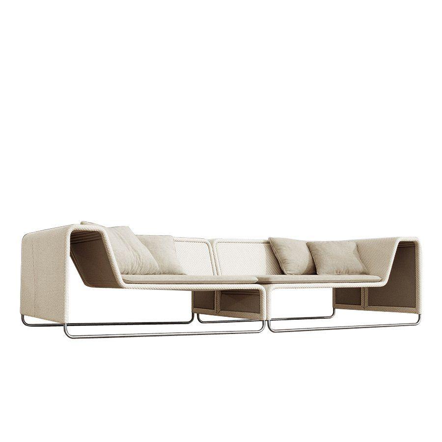Paola Lenti Outdoor Furniture Prices: Island Modula Sofa By Paola Lenti €�