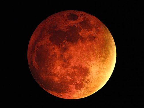 Featured The Hoodwitch Mars Planet Mars Wallpaper Red Moon