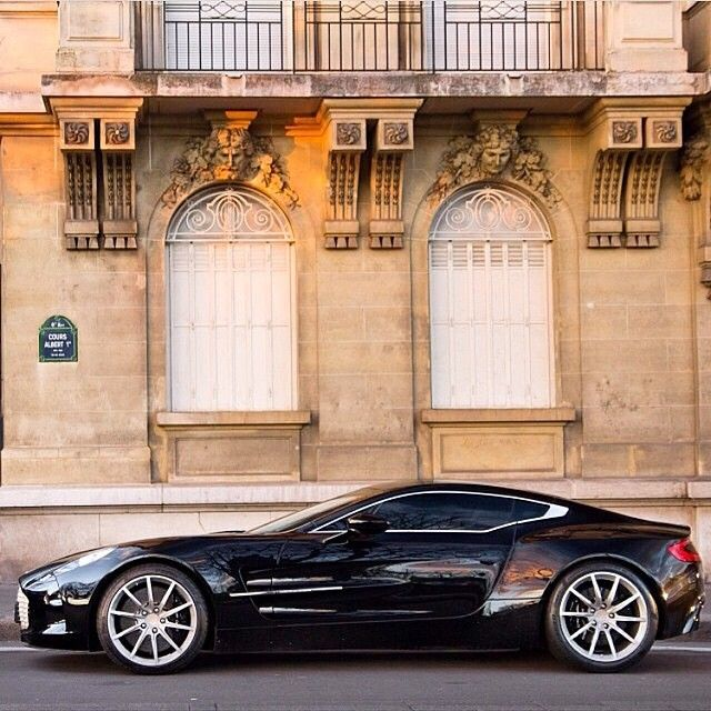 177 Photo By @KevinVanCPhotography #One77 #AstonMartin