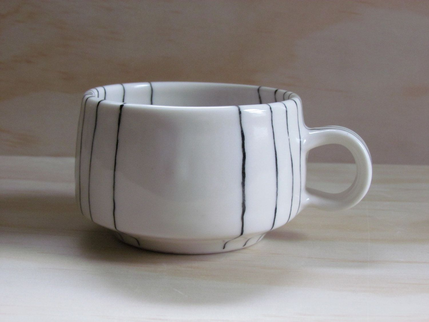 black and white line tea or coffee mug graphic design modern ceramicporcelain mug.  best mug images on pinterest  coffee mugs mugs and coffee cups