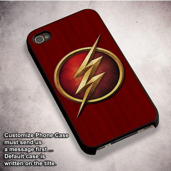 The Lightning Flash Hero Symbol For Iphone 4 4s 5 5s 5se 5c