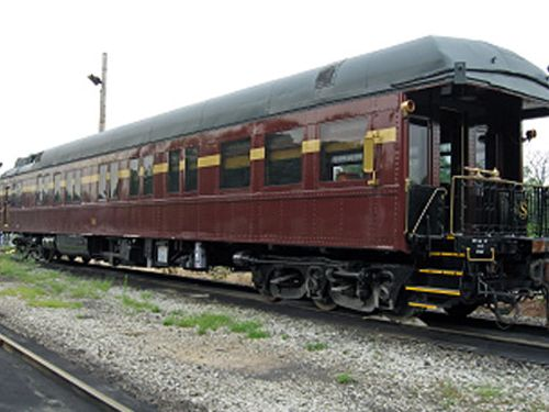 Sterling Rail Passenger Car For Sale Rail Car Luxury Train Train