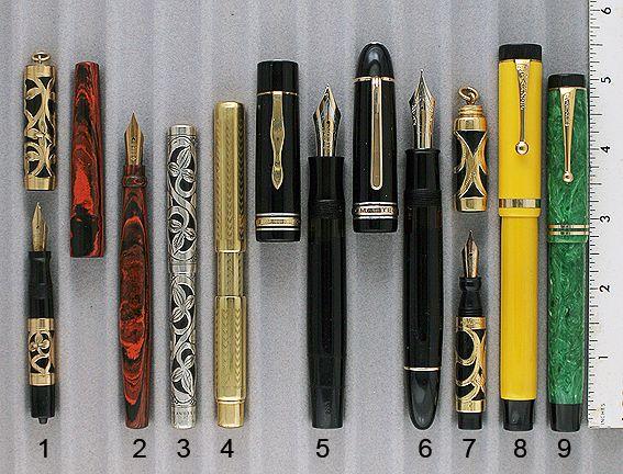 Vintage Pens Catalog #62 (March 2012)