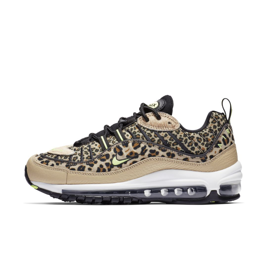 5531d02a79 Air Max 98 Premium Animal Women's Shoe in 2019 | Products | Nike air ...