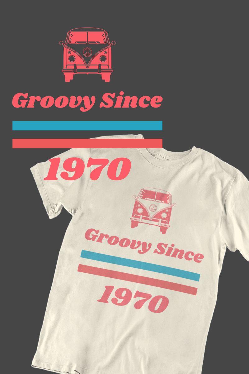 70s Tshirt Template T Shirt Design Template 70s T Shirts Tee Shirt Print