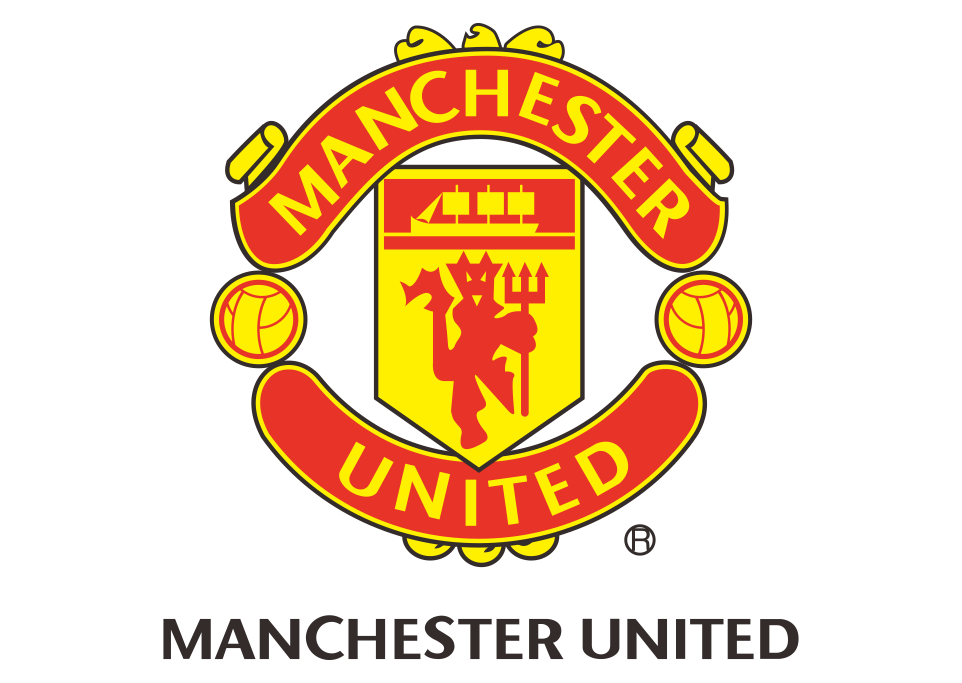 Logo Manchester United Mu Vector Free Logo Vector Download Manchester United Logo Manchester United Football Manchester United Badge