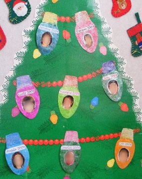 Pre K Christmas Ornament Crafts For A Picture Pre K Fun Preschool Christmas Crafts Preschool Christmas Christmas Classroom
