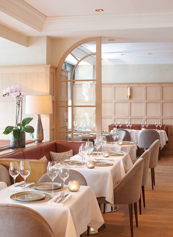 Thiou C D Delmas Restaurant Interior Design Dining Interior