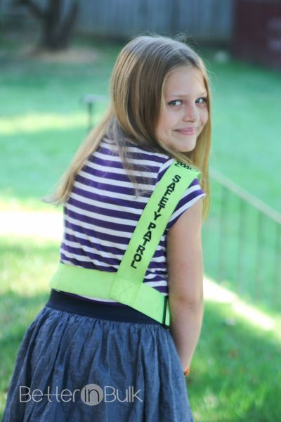 why i want to be a safety patrol essay
