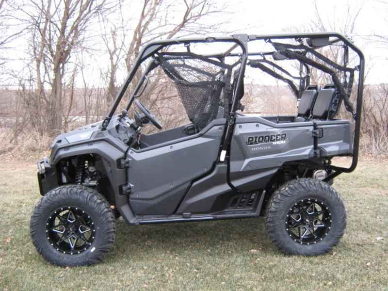 Check out this New 2016 Honda Pioneer 10005 Deluxe ATVs