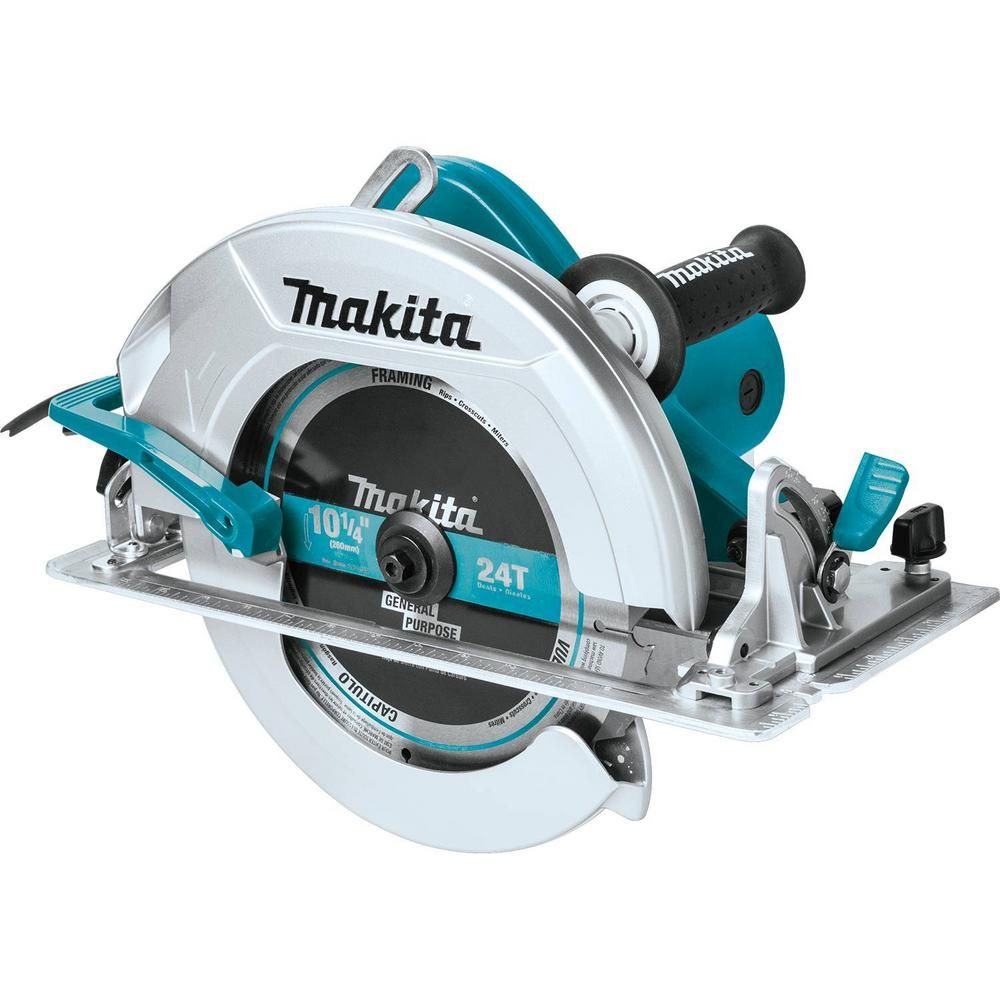 Makita 15 Amp 10 1 4 In Corded Circular Saw Hs0600 Cordless Circular Saw Best Circular Saw Circular Saw
