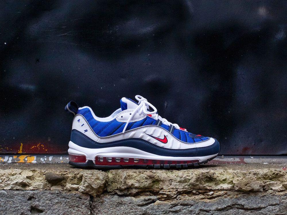 Nike Air Max 98 turquesa
