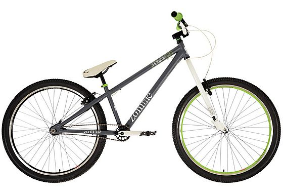 Zombie Hucker Dirt Jump Bike 26 Bicicletas
