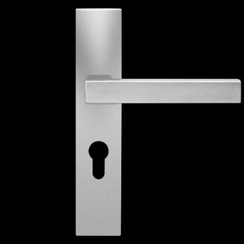 Poignée de porte   en acier inox   contemporaine ELQ 71 Karcher