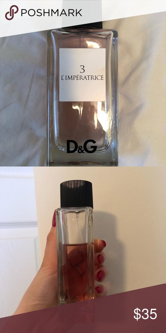 L L'imperatrice Gabbana Wponx80k Perfume13 Dolce Usedand 76gYbyfv