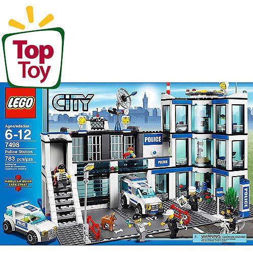 Toys Lego Police Station Lego City Police Station Lego City Police