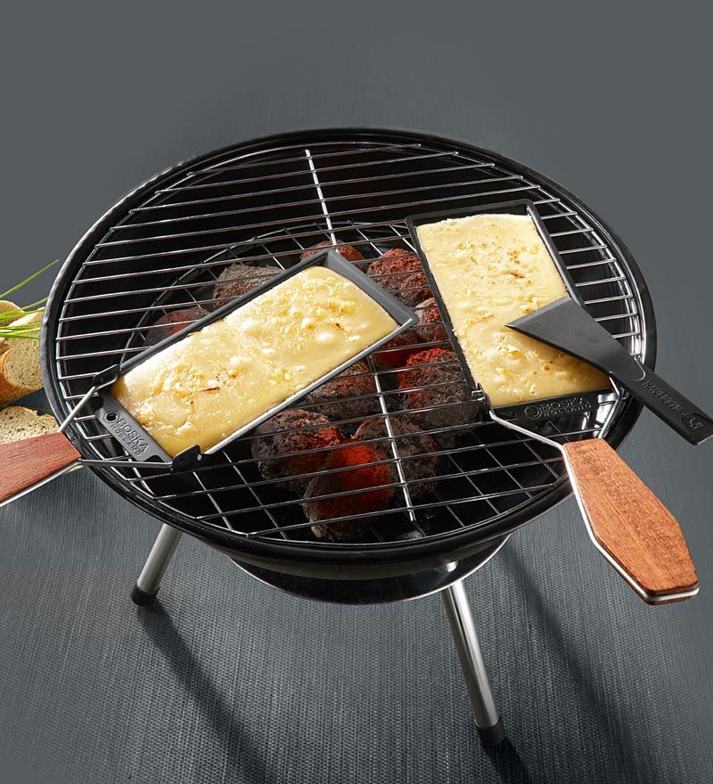 I love raclette. I love bbq. I can so envision late night raclette ...
