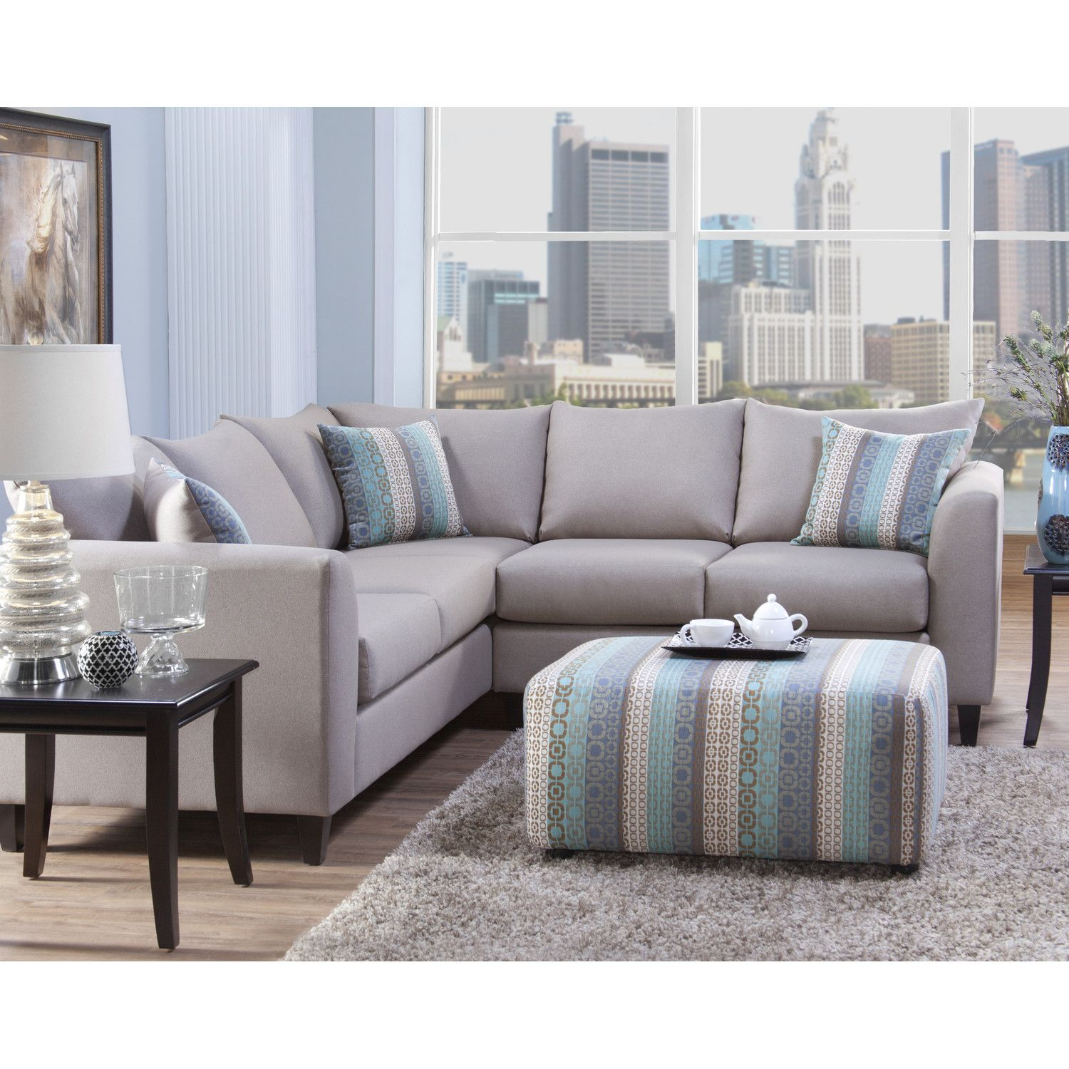 FREE SHIPPING! Shop Wayfair for Serta Upholstery Sectional - Great ...