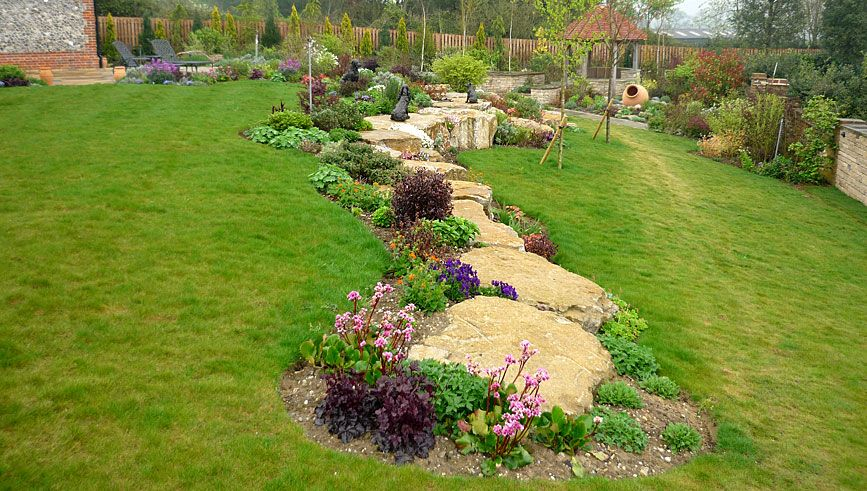 Found On Bing From Www Petesims Co Uk Landscaping With Rocks Rockery Garden River Rock Landscaping