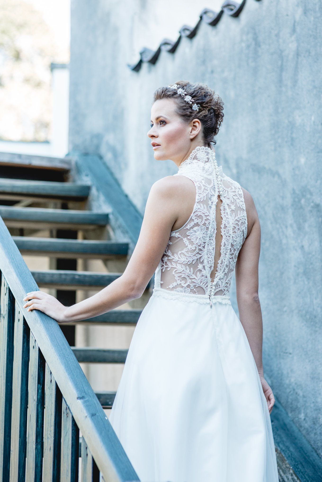 Traumhaftes Couture Brautkleid Charlotte Von Tian Van Tastique Aus