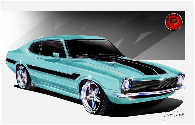 a hist ria do maverick carros antigos carros esportivos. Black Bedroom Furniture Sets. Home Design Ideas