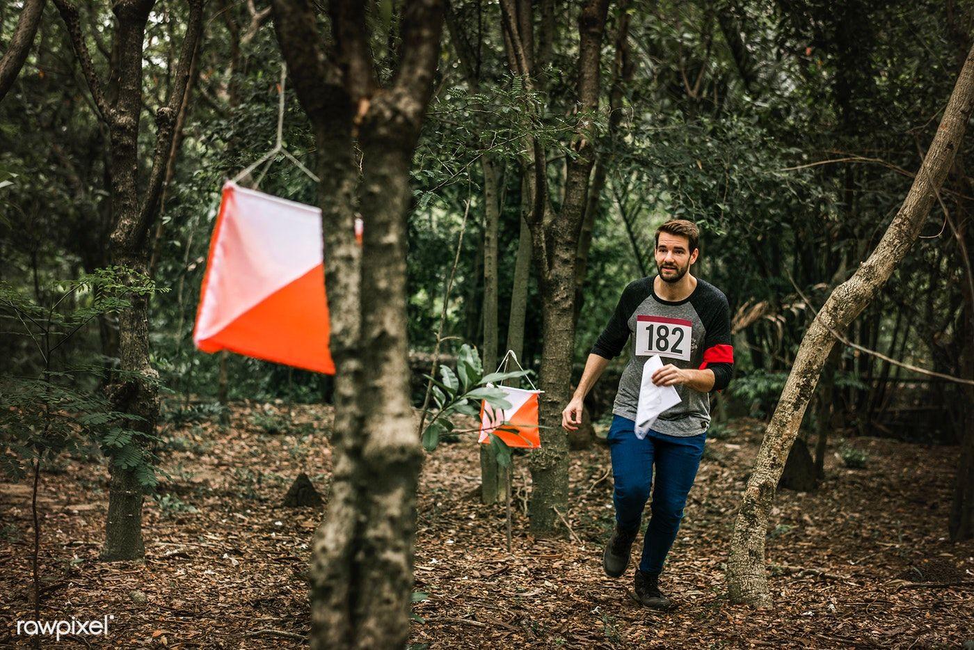 Download Premium Photo Of Outdoor Orienteering Check Point