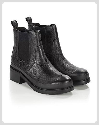 Hunter Damen Chelsea Boots Gummistiefel Schwarz Schwarz Grosse 37 5 Stiefel Fur Frauen Pa Chelsea Gummistiefel Gummistiefel Gummistiefel Schwarz