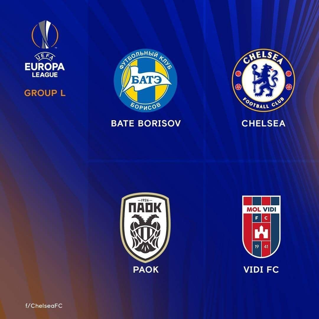 Pin On Europa League 2018 19 Champions