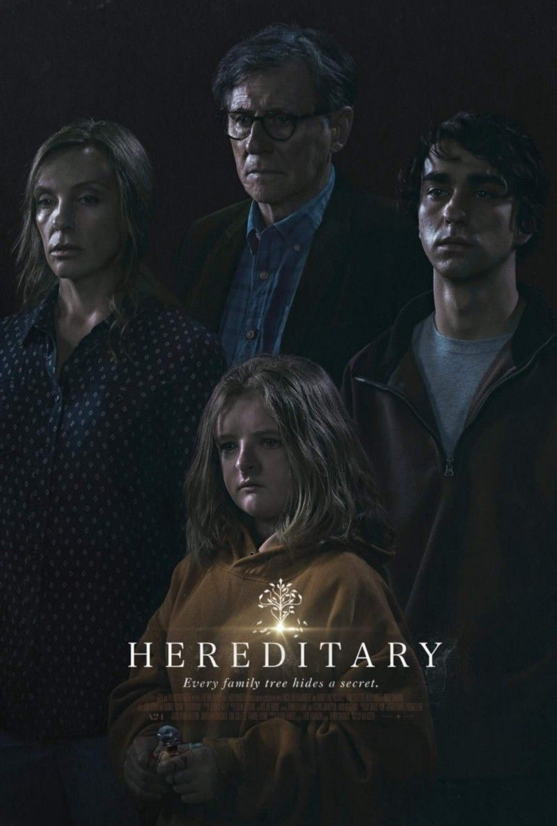Hereditary Best Movie Posters Horror Movie Posters Good Movies