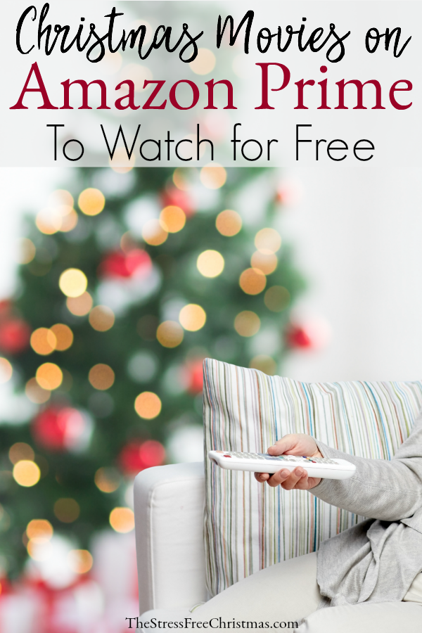 Christmas Movies on Amazon Prime Prime christmas movies