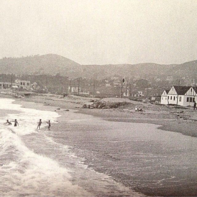 Early Days On Pierpont Beach Ventura California Photo Shared By Patagonia Surf Ambador