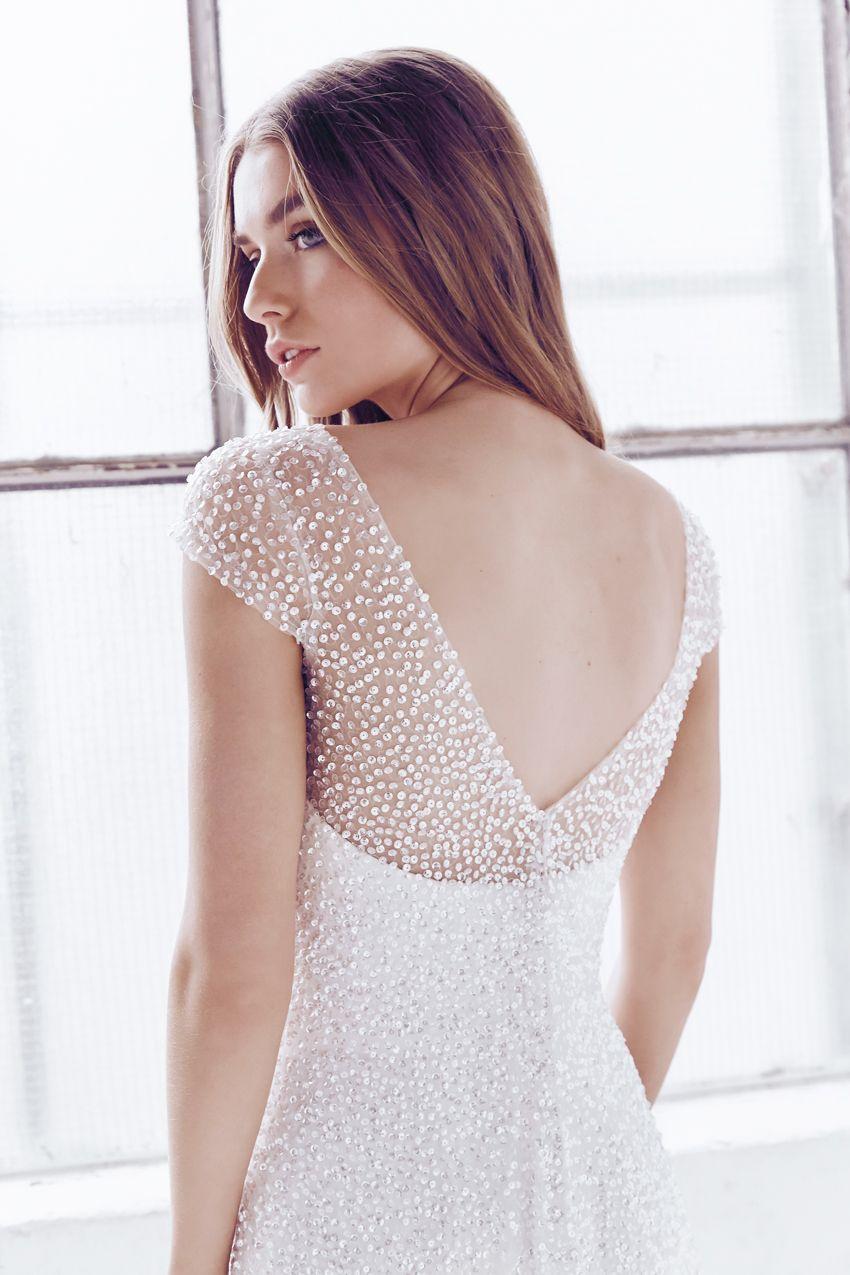 sequin wedding dresses sydney wedding