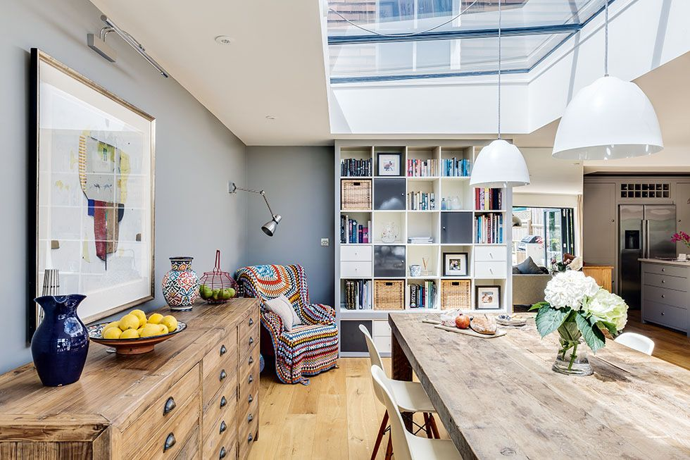 Susie McKechnie Meticulously Planned Her Kitchen Dining Living Room Extension To Achieve A Beautiful