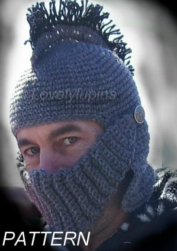 crochet knight pattern e437bfe39fb