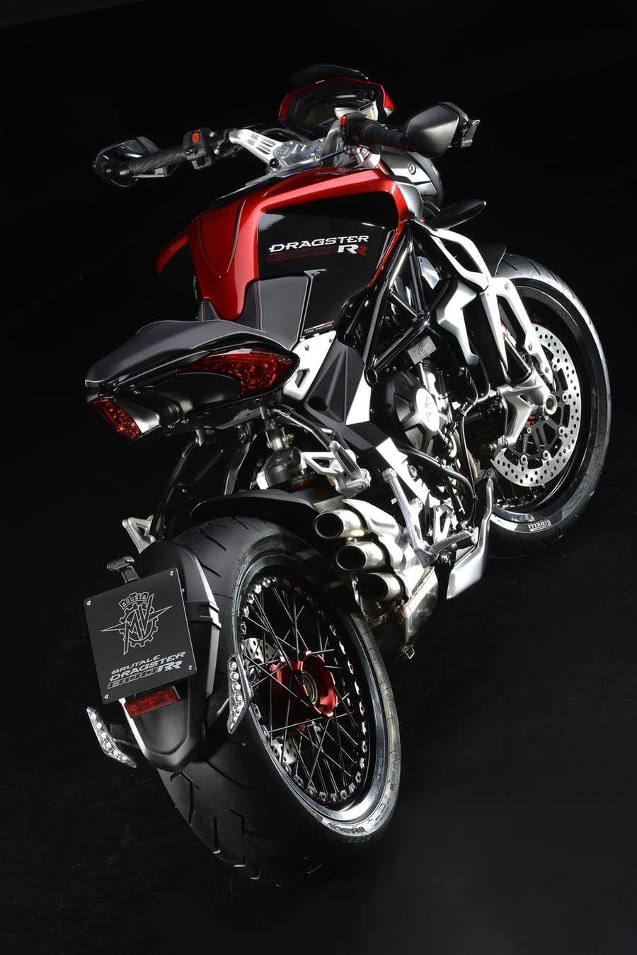 Full Photos And Details Of Mv Agusta Brutale And Dragster 800 Rr