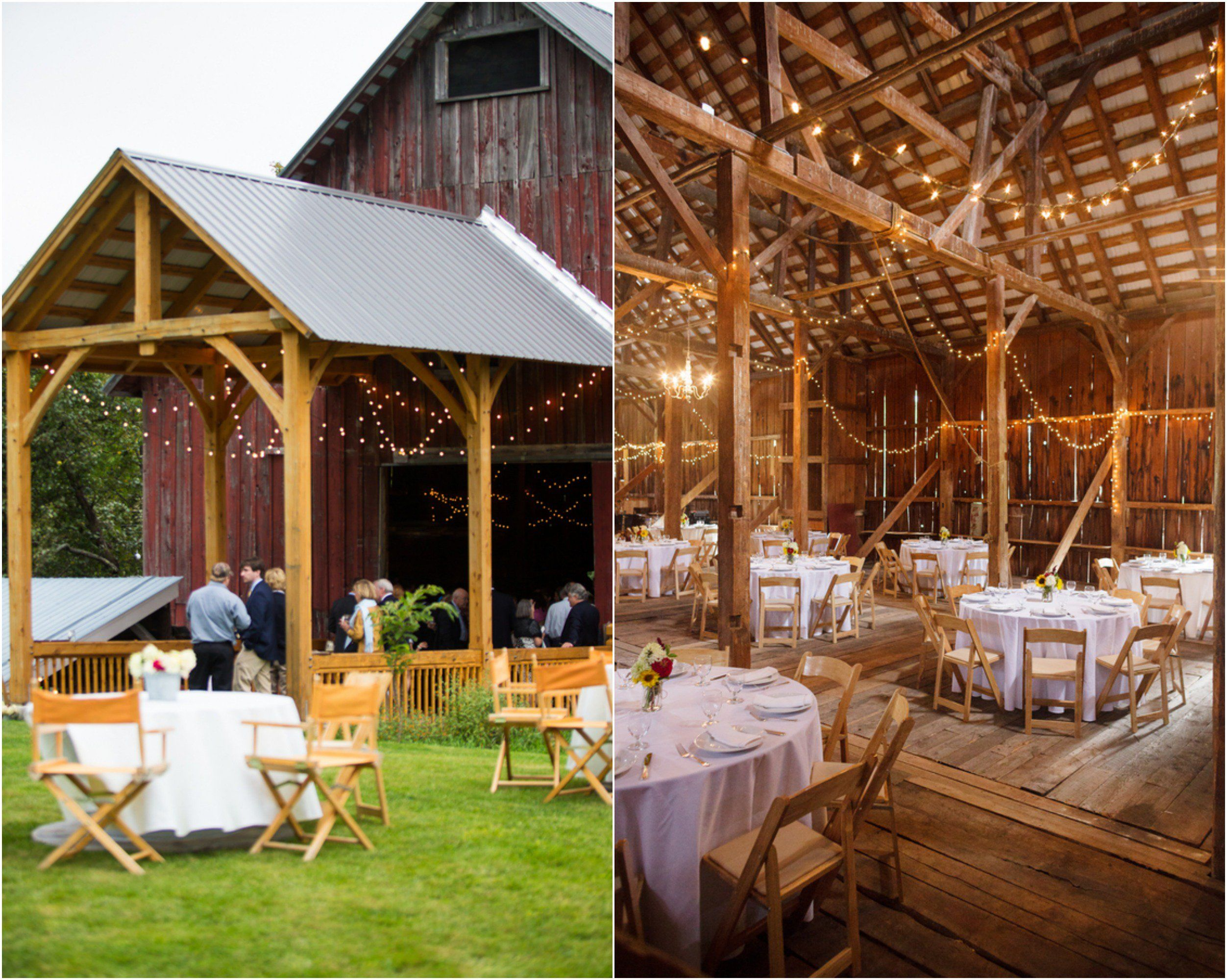 Elegant Vermont Barn Wedding   California wedding venues ...