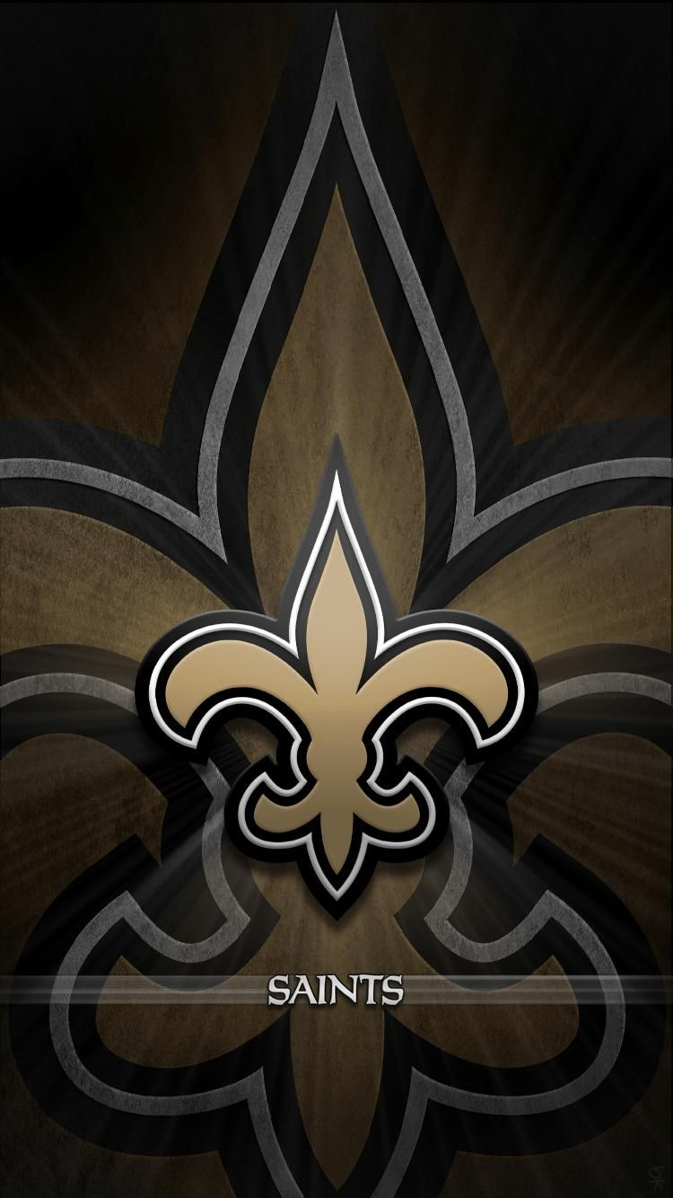 New Orleans Saints, Black And Gold Theme, Live Wallpapers, Tumblers, Sippy Cups