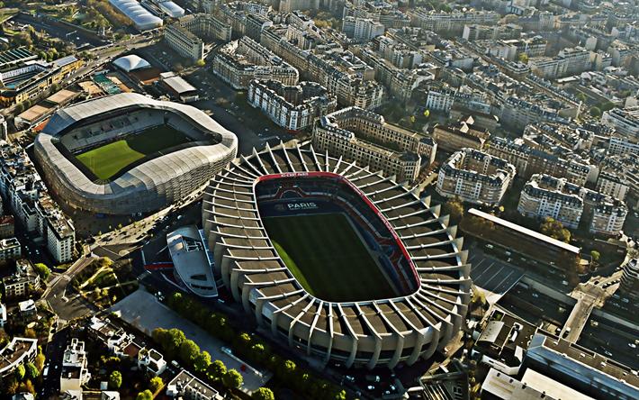 Download Wallpapers Parc Des Princes French Football Stadium Paris France Psg Stadium Paris Saint Germain Sports Arenas Besthqwallpapers Com Parc Des Princes Sports Arena Football Stadiums