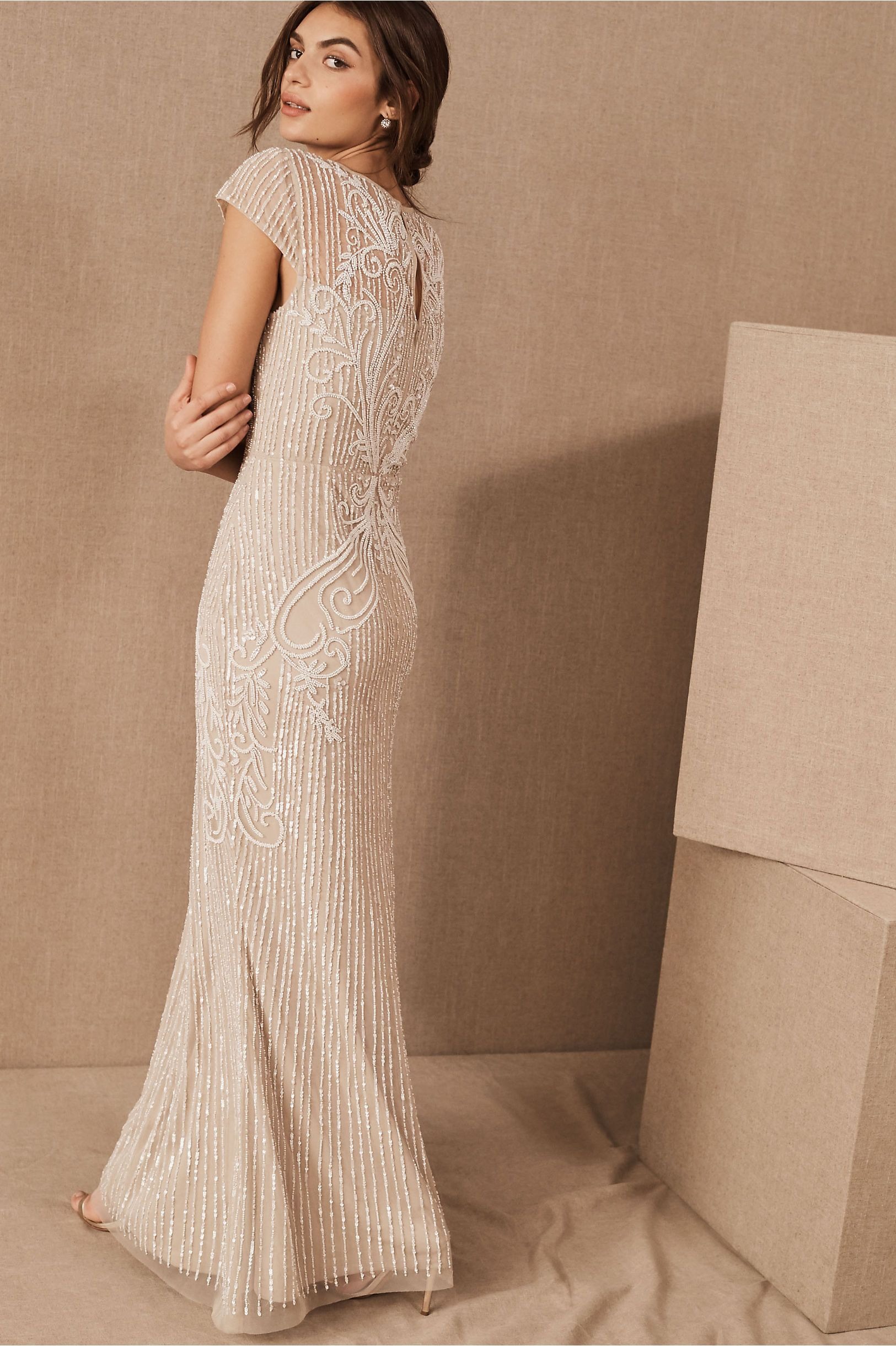 Bhldn Sanders Dress In 2020 Dresses Wedding Dresses Under 500 Maid Of Honour Dresses