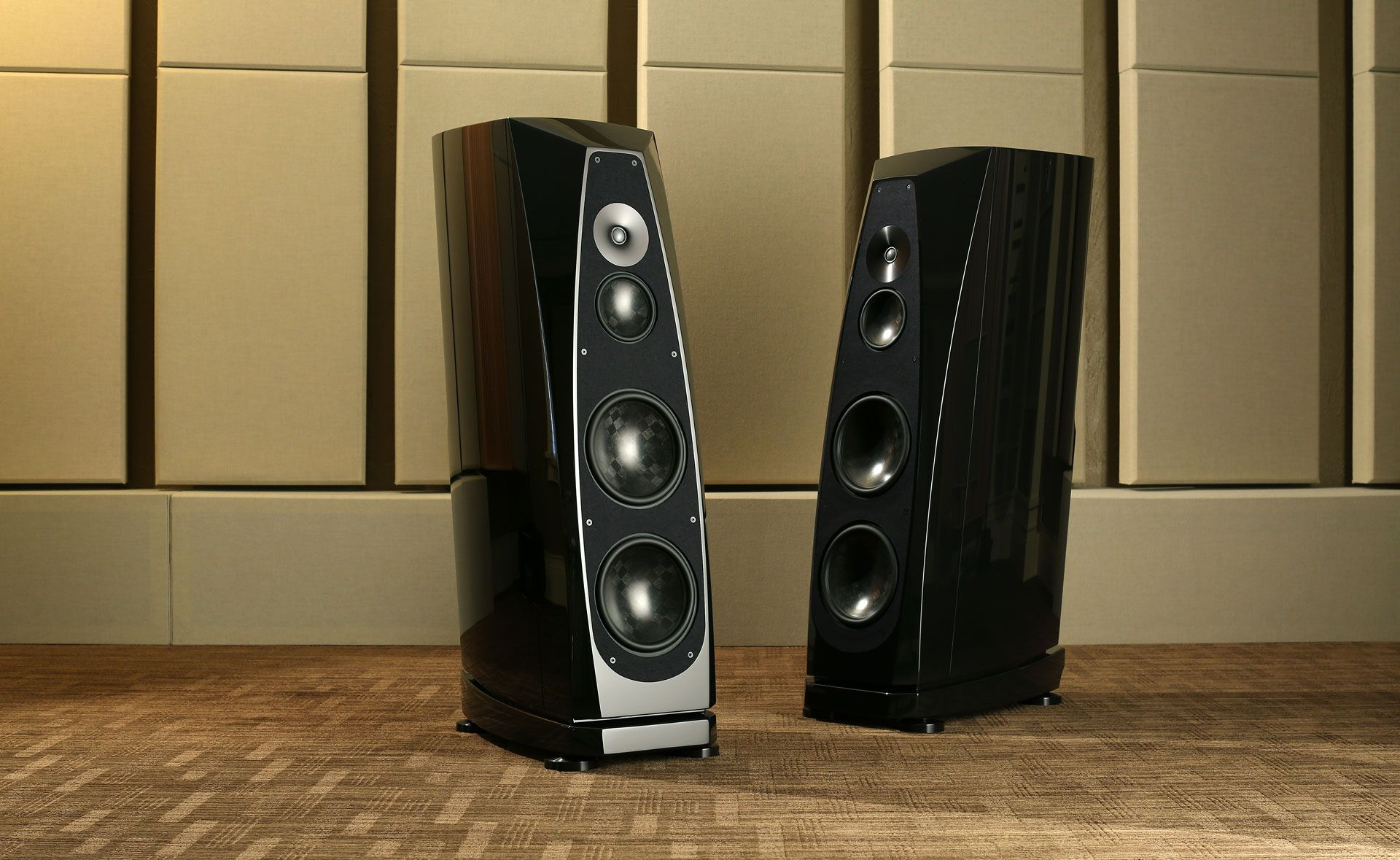 Cygnus 01 Rockport Technologies High End Speakers Loudspeaker Rockport