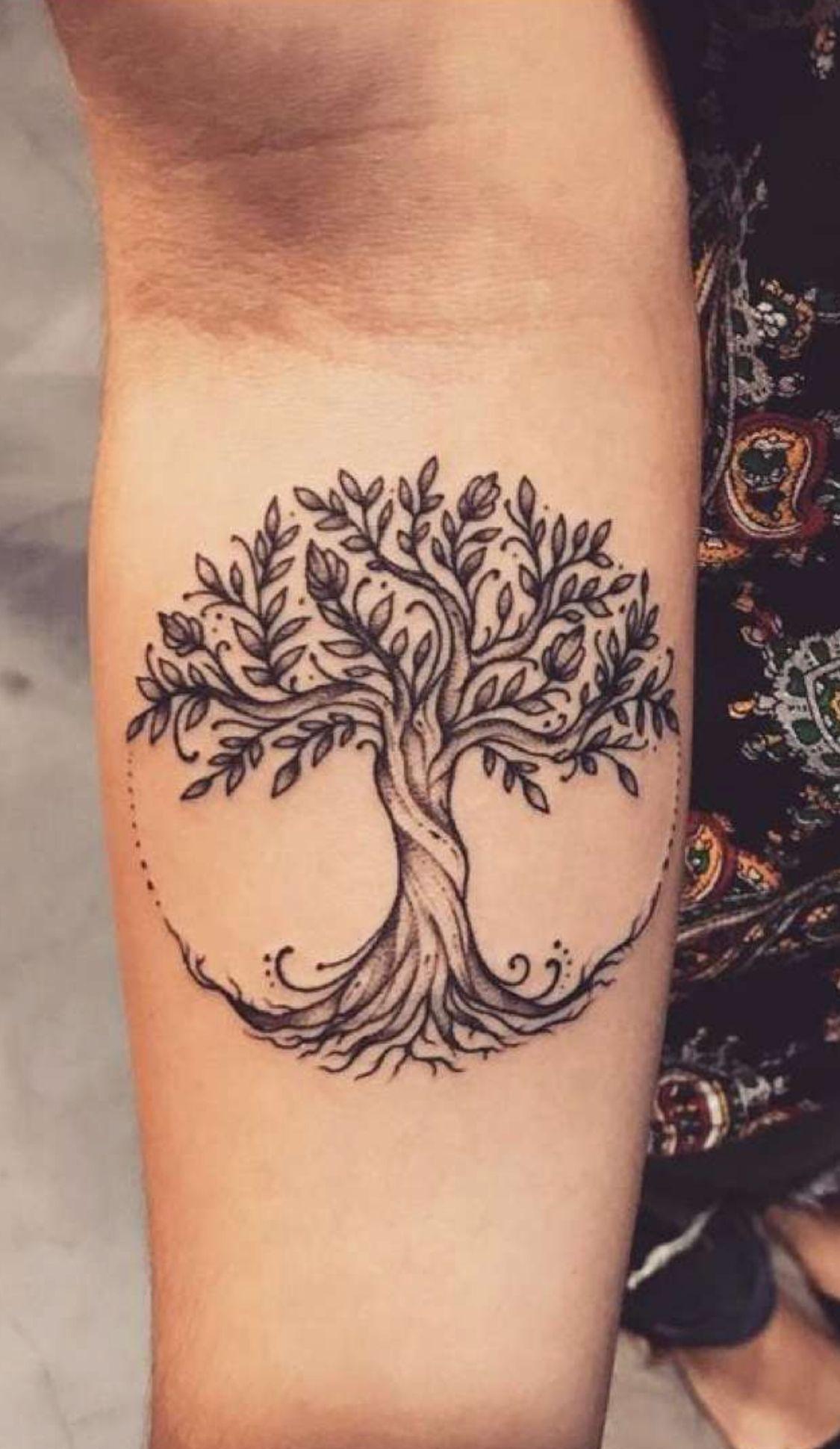 Tatouage Arbre De Vie Tattoos Tattoos Celtic Tree