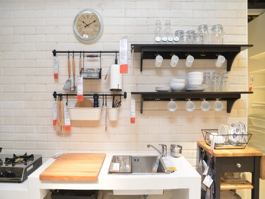 Ikea Indonesia Herd Small Es Kitchen Ideas Decorating Kitchens
