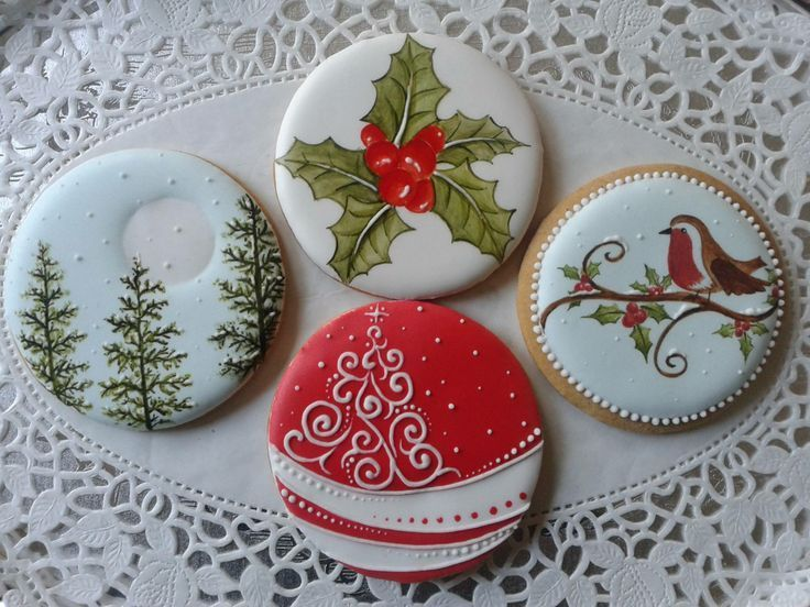 fancy decorated christmas cookies - Google Search | Christmas ...