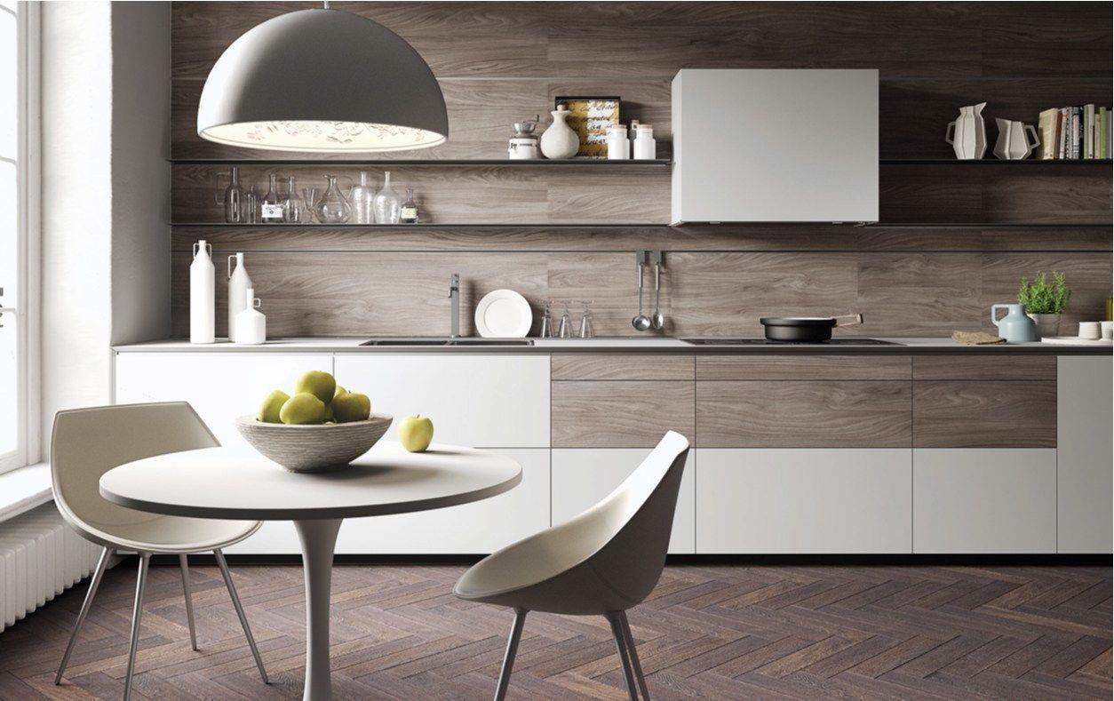 Ante Vetro Cucina cucina componibile forma mentis - anta vetro / melammina by