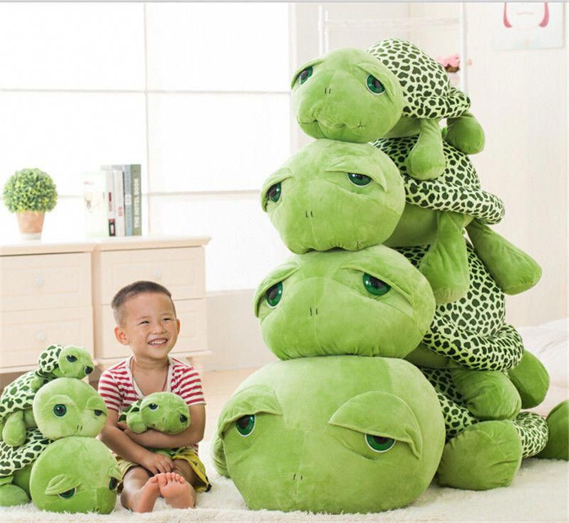 59/'/' Giant Huge big Plush Tortoise Turtle Stuffed Animal Soft Toys doll gift new
