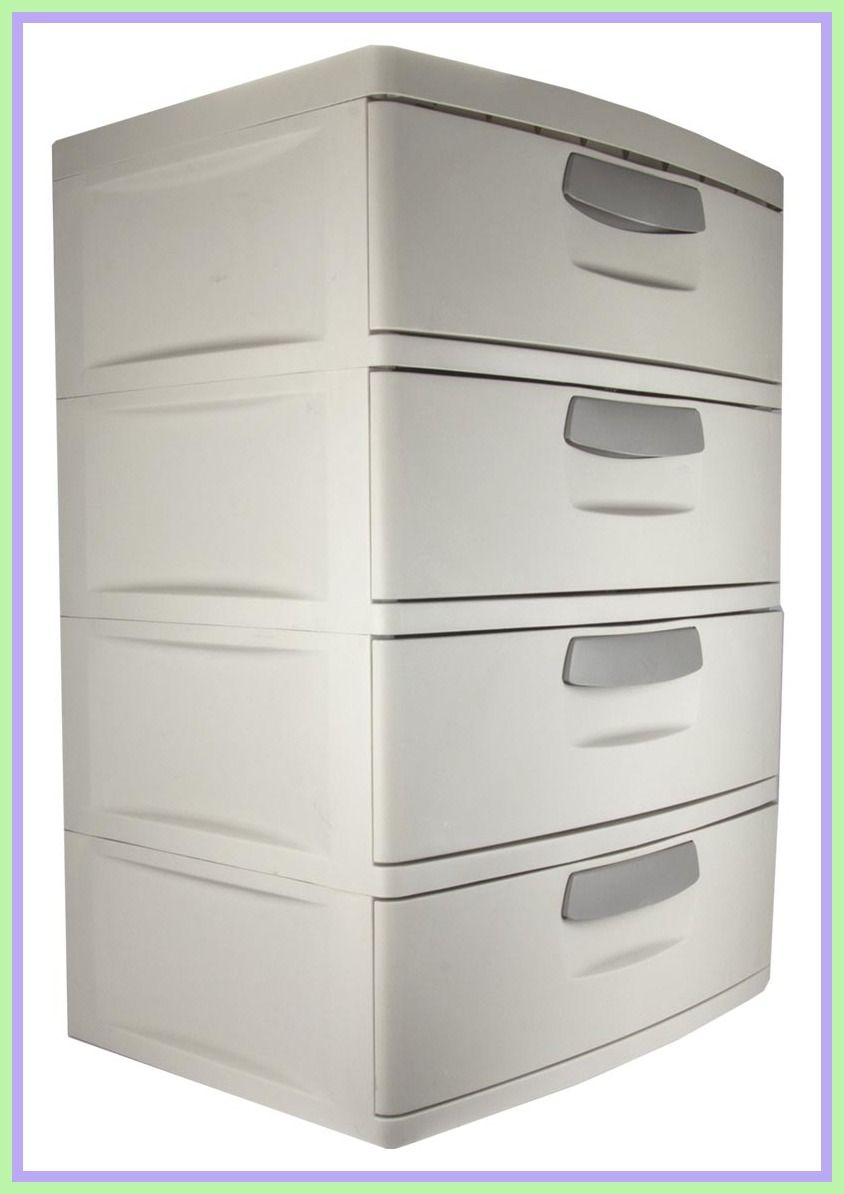 121 Reference Of 4 Drawer Plastic Storage Container In 2020 Plastic Storage Cabinets Plastic Drawers Kitchen Cabinet Storage